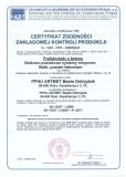 Certyfikat TERIVA belki i pustaki-1